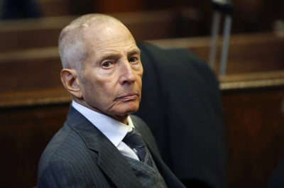Robert Durst Appears in LA Courtroom