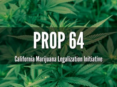 Musicians and Celebs Happy About Prop 64