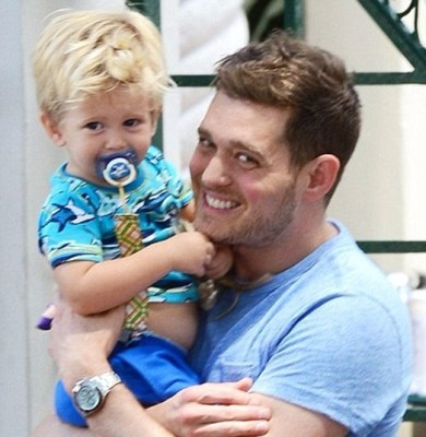 Update on Michael Buble's Son