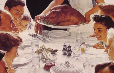 What Americans Don't Want At Thanksgiving This Year