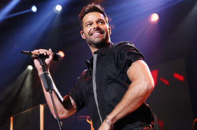 Ricky Martin Reveals Las Vegas Residency