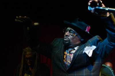George Clinton Announces Mardi Gras Madness Tour