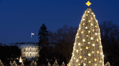 Christmas in Washington Acts Announced