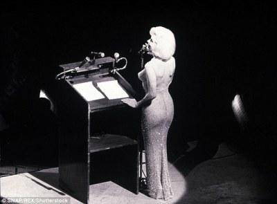Marilyn Monroe's JFK Dress Sells Big