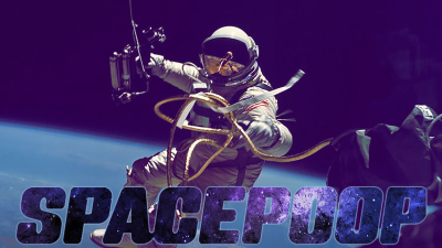 The Space Poop Challenge