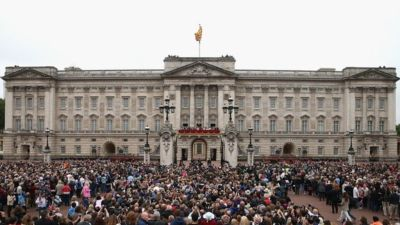 Brits Not Happy with Buckingham Palace Costs