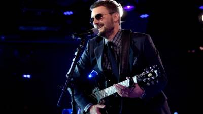 Eric Church to Play Thanksgiving Halftime