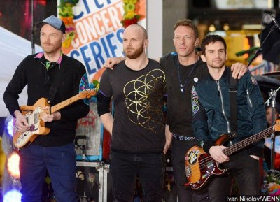 Coldplay to Release New 'Kaleidoscope' EP in 2017
