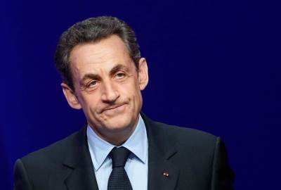 Ex-French Leader Nicolas Sarkozy Defeated for Presidential Nomination