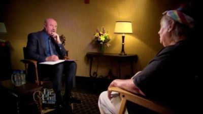 Dr. Phil Accused Of Exploiting 'The Shining' Star's Mental Illness