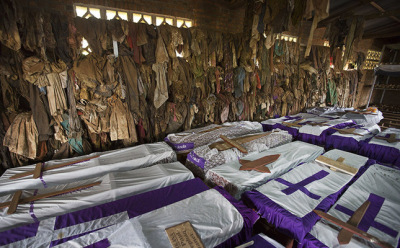 Catholic Church Apologizes For Role In Rwanda's Genocide