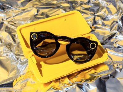 Snapchat Spectacles Popping Up Across the Country