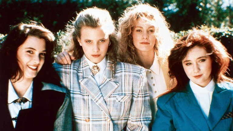 Shannen Doherty Confirms 'Heathers' Reboot Role
