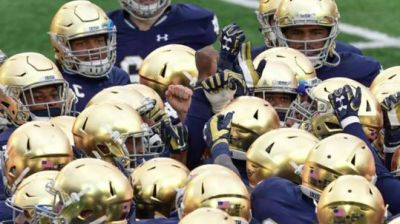 Notre Dame must vacate football wins after academic violations by trainer