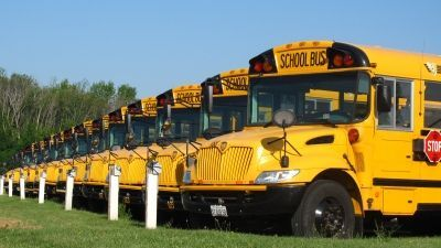 Here's Why Seat Belts Aren't Required On All School Buses