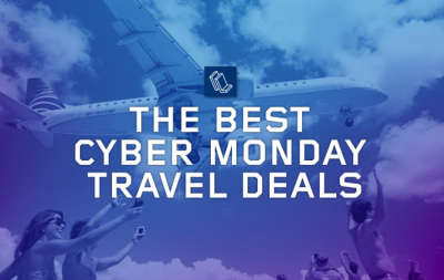 Best Cyber Monday Travel Deals