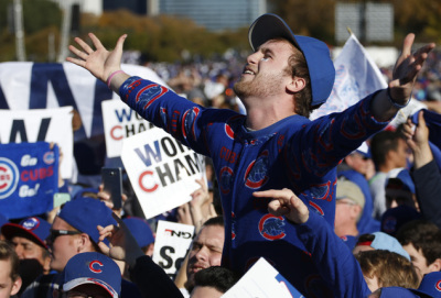 The price of victory: Chicago Cubs to pay Chicago for clean-up