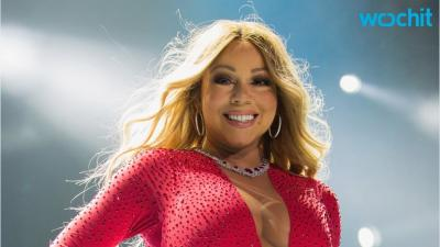 Mariah Carey Says She Only Eats Two Foods