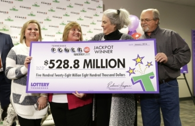 Tennessee Lottery Winners Come Forward