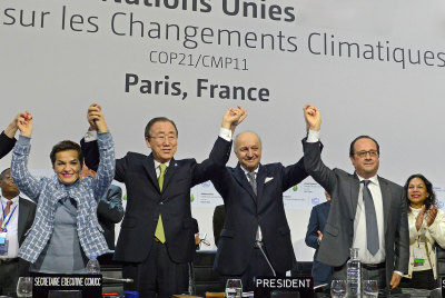The Paris Agreement Left Out Small Farms