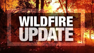 Update on TN Wildfires
