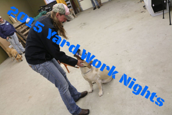 JRHRC 2015 Yard Work Nights Pictures