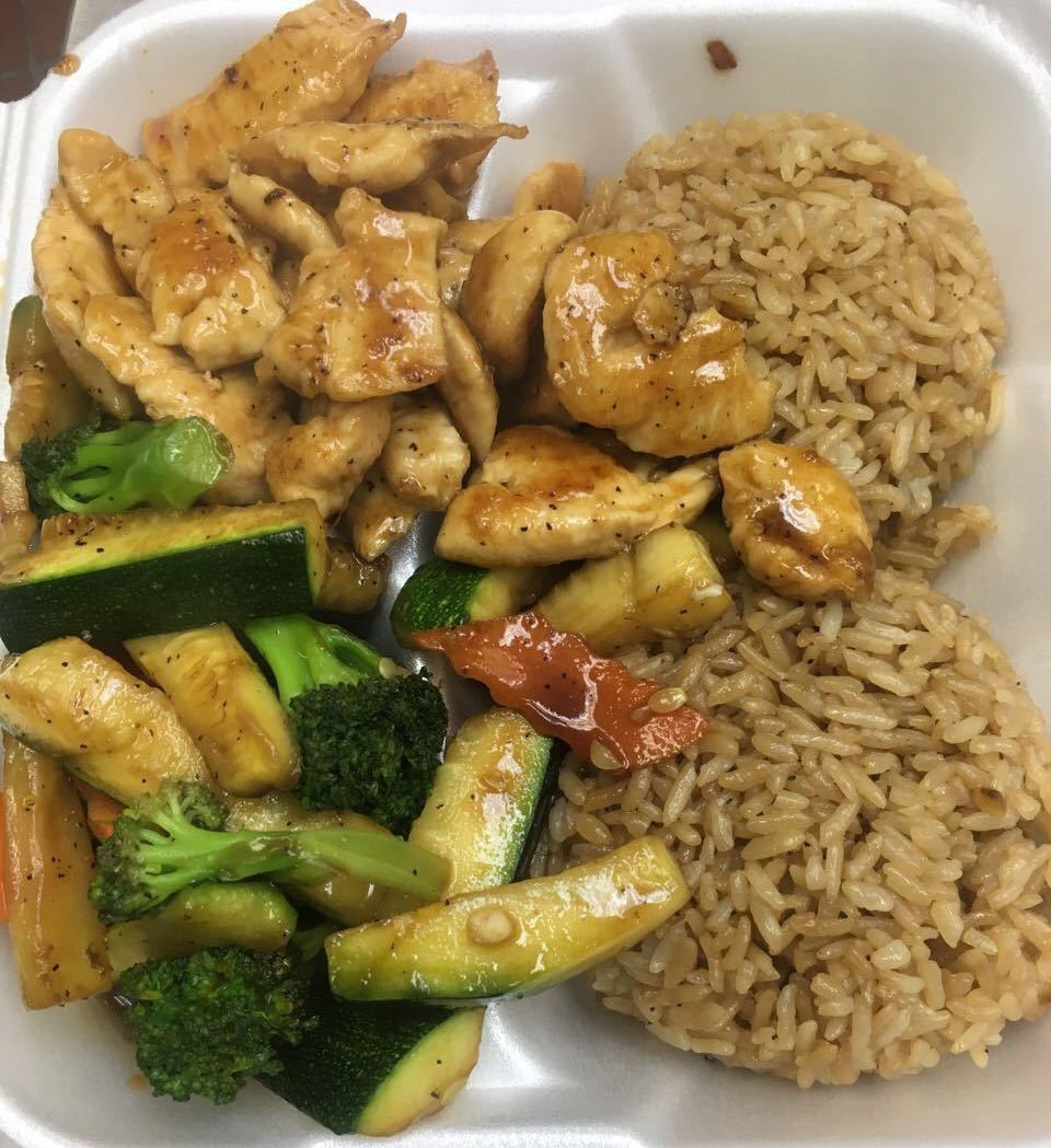HIBACHI CHICKEN
