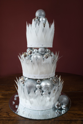 Winter Wonderland Cake by NJL Creations