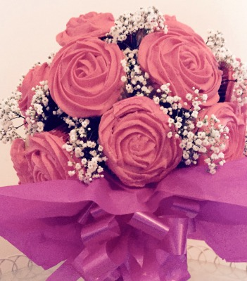Cupcake Bouquet by NJL Creations