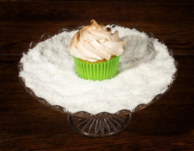 Lemon meringue cupcake by NJL Creations
