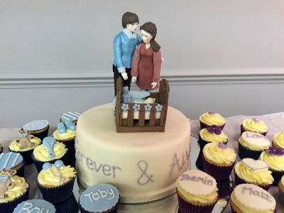 Christening Cakes by NJL Creations