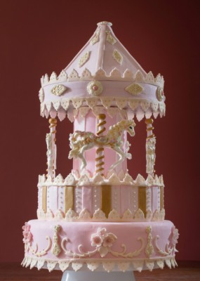 Carousel Cake by NJL Creations
