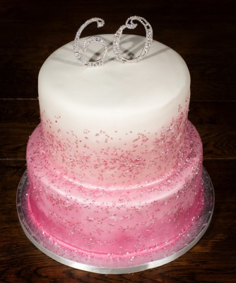 ombre cake by NJL Creations