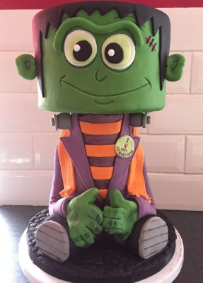 frank junior cake by NJL Creations