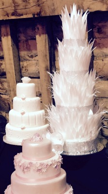 ice tower cakes by njl creations