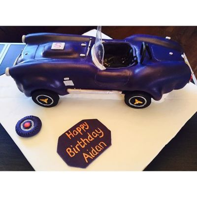 vintage car cakes by njl creations