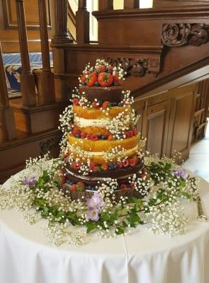 naked cake £POA