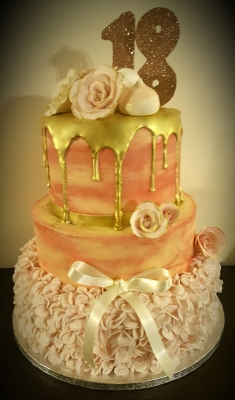 drip cake from £200