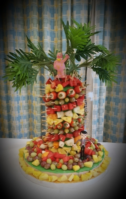 fruit palm tree from £120