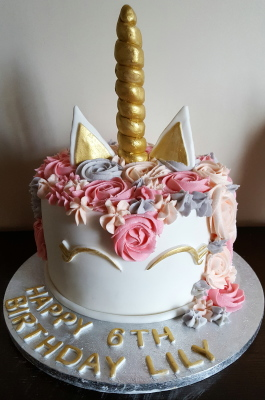 unicorn cake from £45
