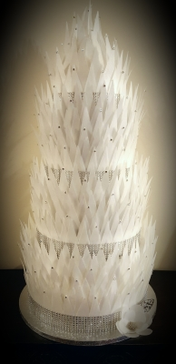 rice paper tower from £400