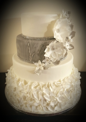 marble and frills from £350