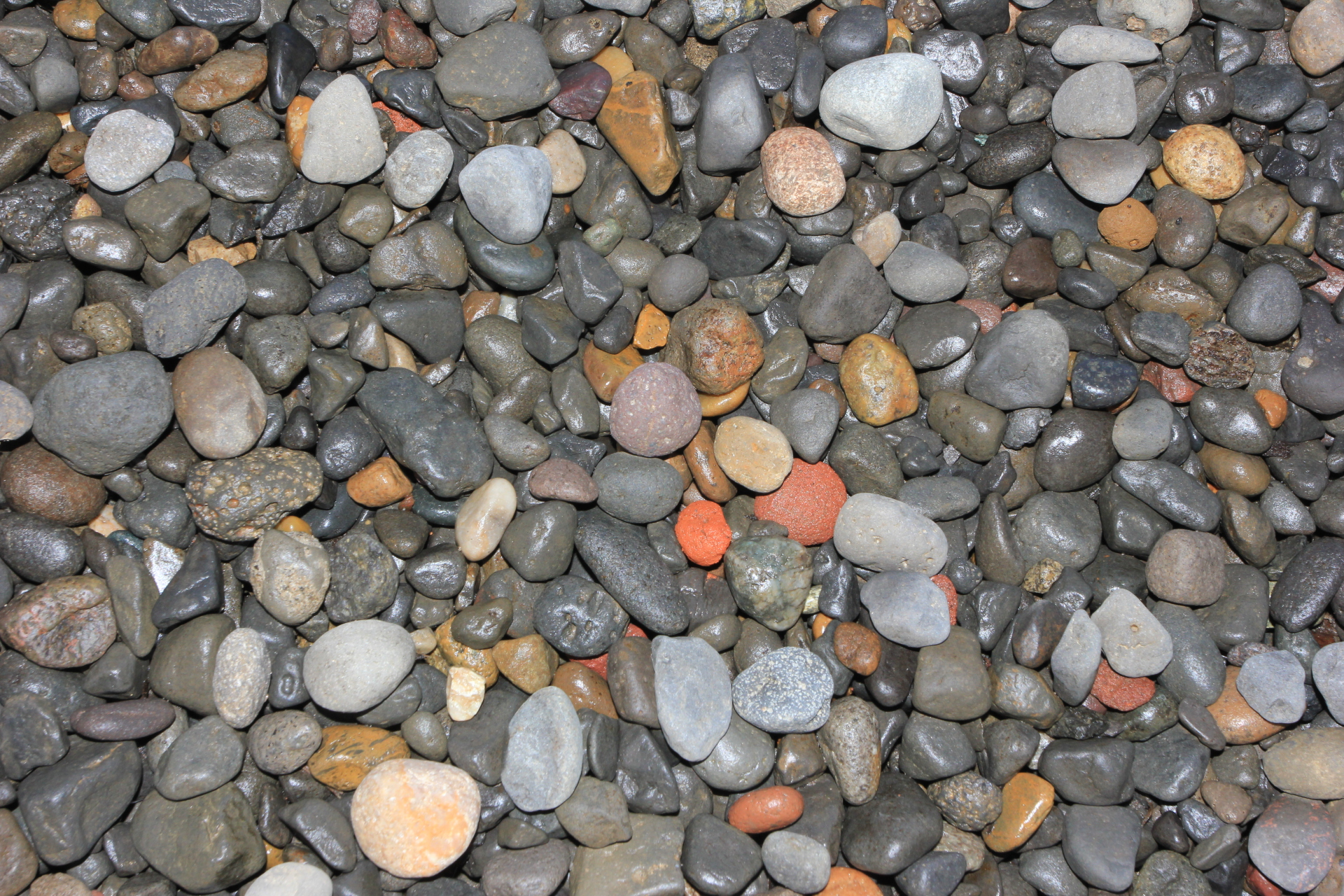 "3/4"" River Rock"
