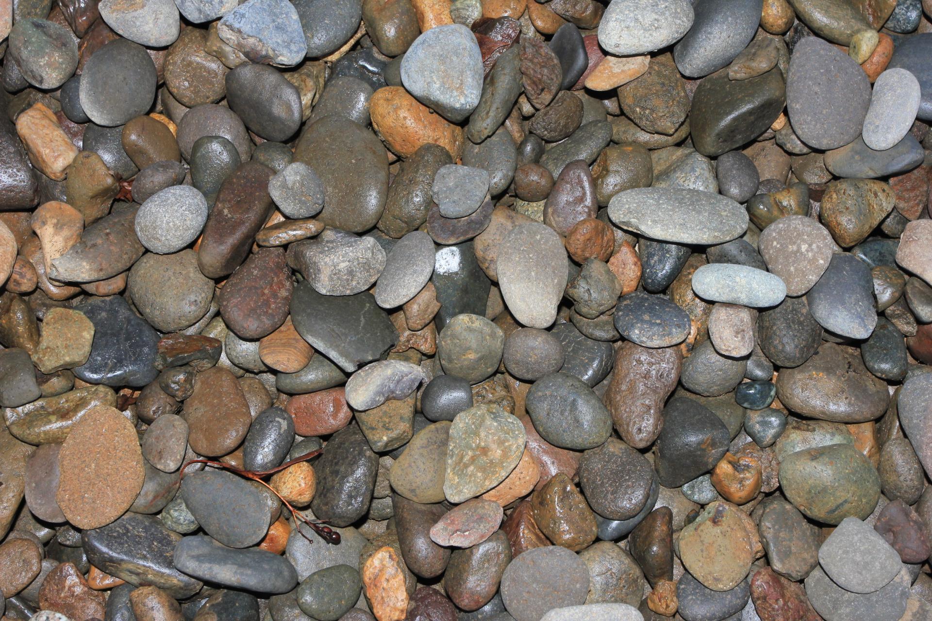 "1 - 1/2"" River Rock"