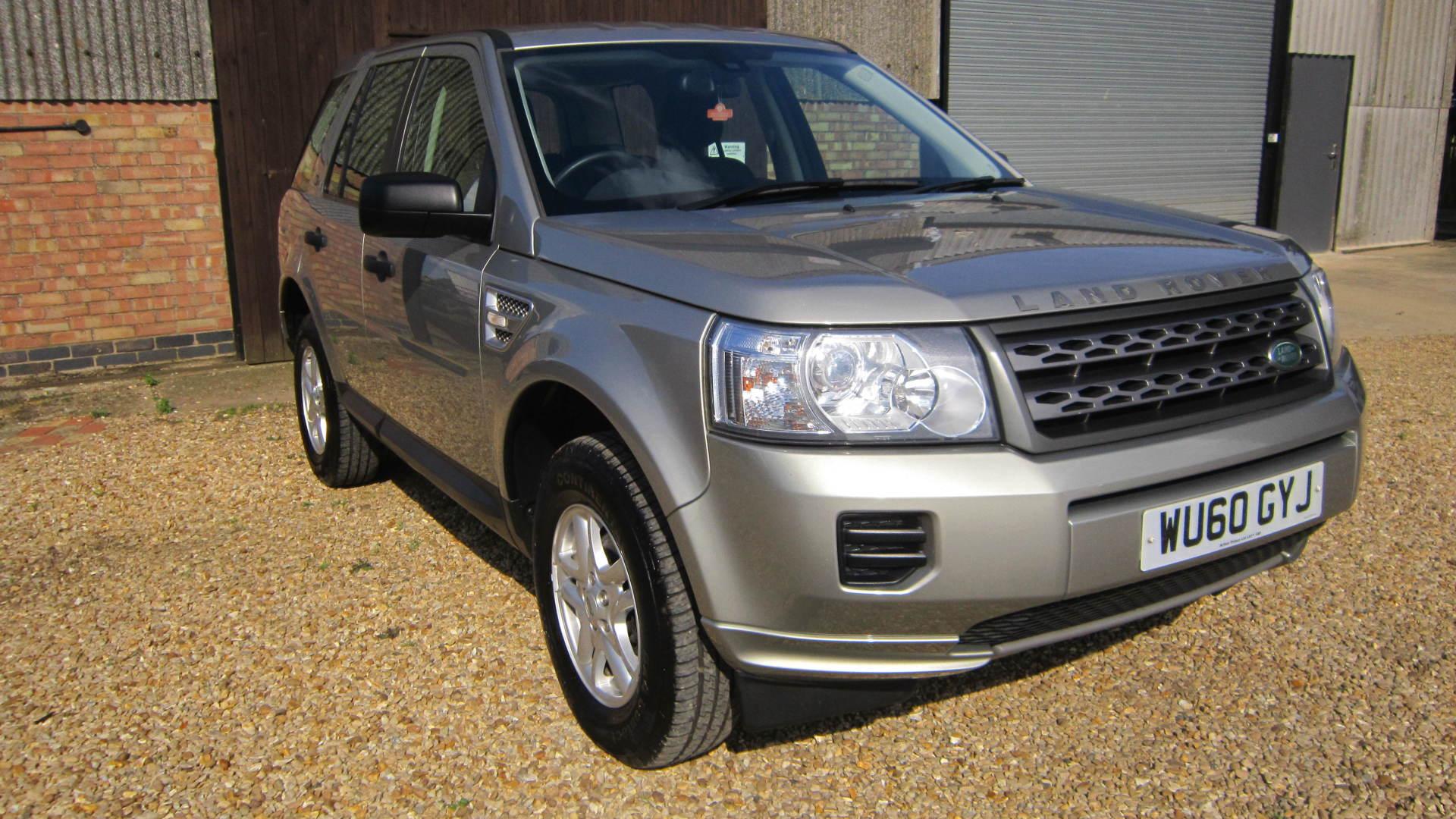 2010 '60' Land Rover Feelander 2