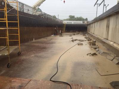Waste Water Treatment Plant, Parkersburg, WV