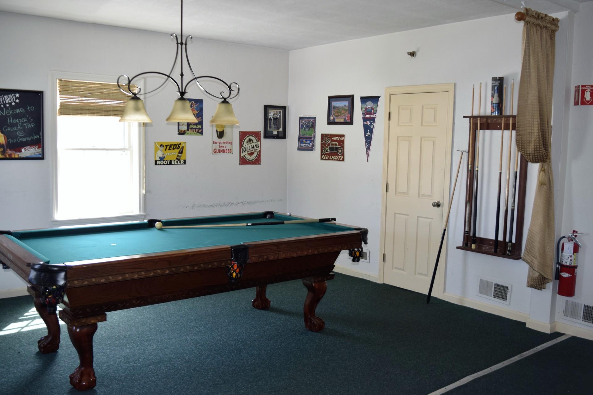 Billiard's Room