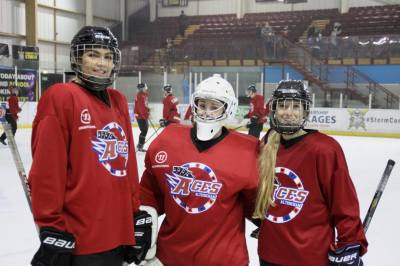 Meet the Aces GB Internationals