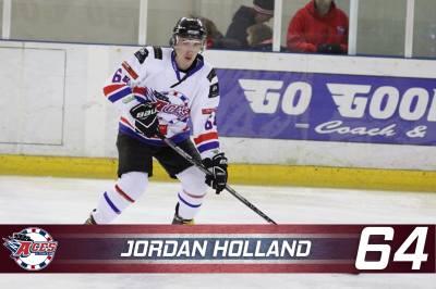 GOING DUTCH! HOLLAND BACK FOR MORE - JORDAN HOLLAND #64