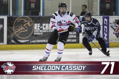 Aces dealt a winning hand with Cassidy